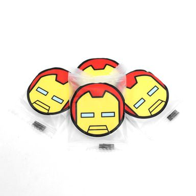 Paquete De Toallas Faciales Comprimidas Marvel Avengers Multicolor 10  Piezas