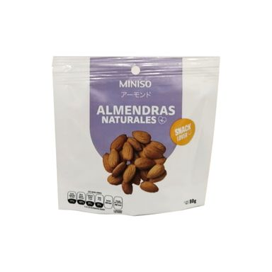 Snack De Almendras Naturales  80 g