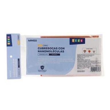 Cubrebocas Infantil Lavable Multicolor 3 Piezas