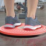 Twister-entrenador-Rosa-Disco-giratorio-para-ejercicio-Rosa-Grande-4-113