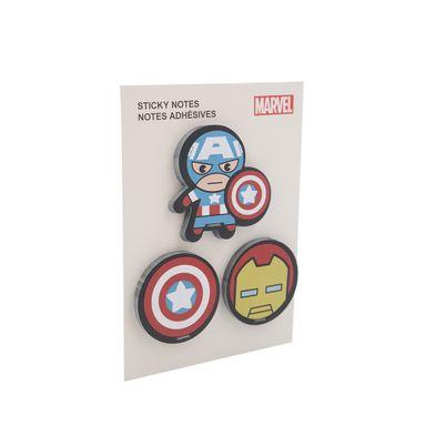 Notas Adhesivas Marvel Diseños Varios