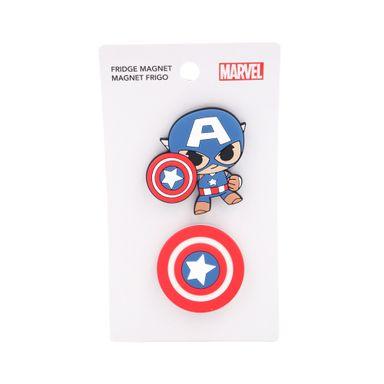Imán Para Refrigerador Marvel  Diseños Mixtos 2.0