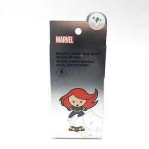 Bandas Para Puntos Negros  Marvel Black Widow 8  piezas