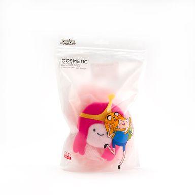 Esponja Para Baño Adventure Time Varios Personajes Rosa