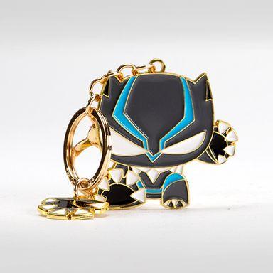Llavero Marvel Black Panther Metal
