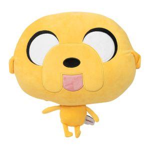 Peluche  Adventure Time Jake Cabezón 26.416 X 22.352 X 11.938 CM