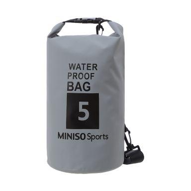 Bolsa Seca De Almacenamiento  Contra Agua Impermeable  Almacenamiento, Protección En Exteriores y Deportes de Agua PVC, PP Multicolor 26.7X9X3 cm 5 lt