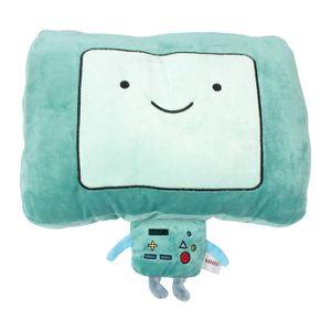Peluche  Adventure Time Beemo Cabezón 30.48 X 21.082 X 11.176 CM