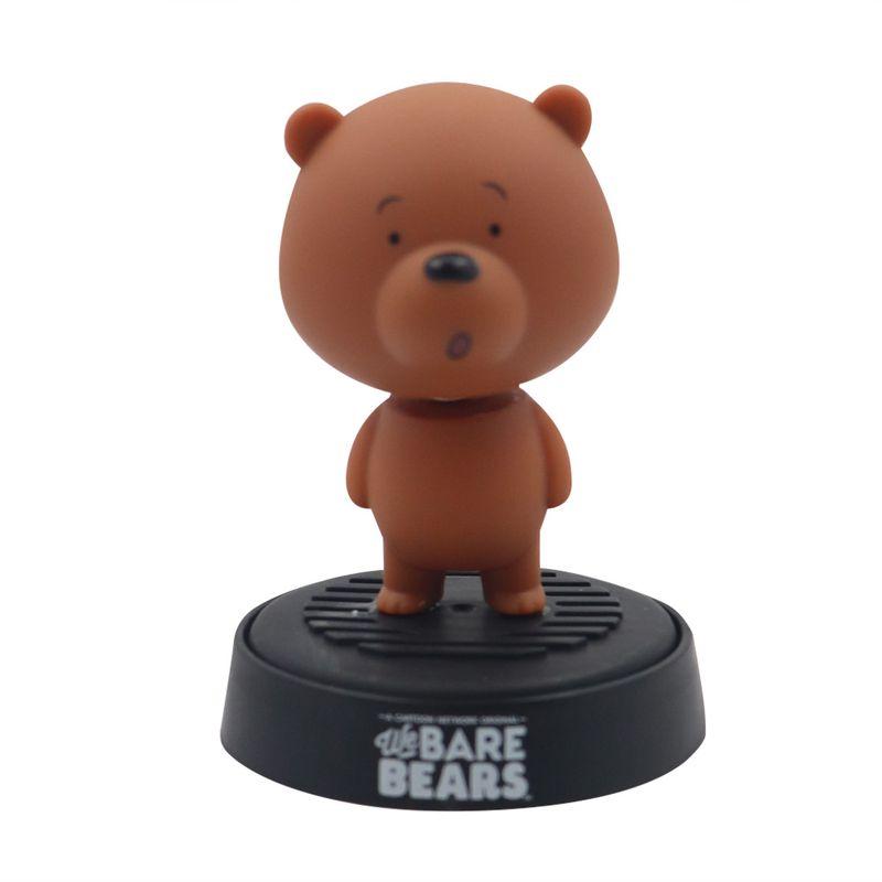 Aromatizante-De-Cabeza-Movible-We-Bare-Bears-Pardo-Para-Auto-1-4454