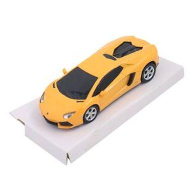 Carro De Juguete Modelo Lamborghini Aventador Naranja