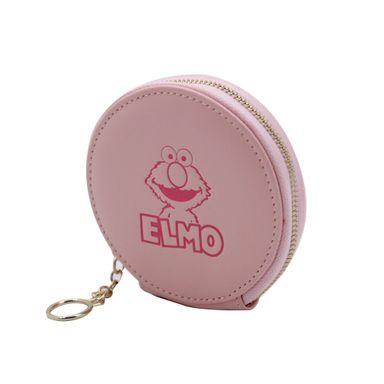 Monedero Sesame Street Elmo  Rosa