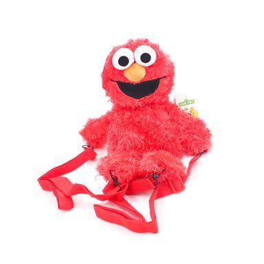 Mochila Sesame Street Elmo De Peluche