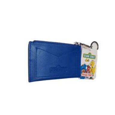 Monedero Sesame Street Llavero Azul