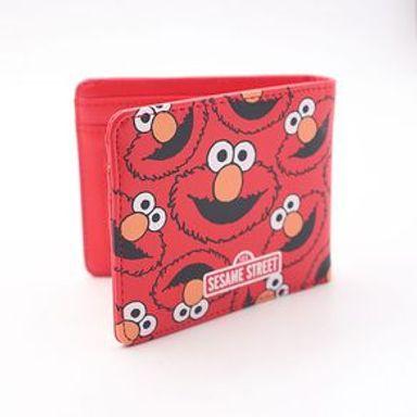 Cartera Sesame Street Elmo Rojo
