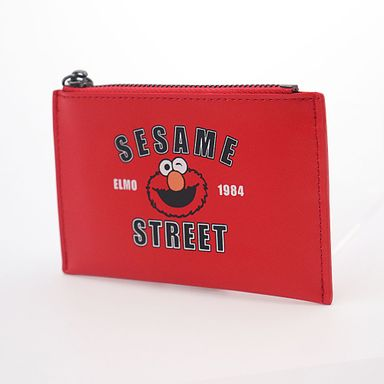 Monedero Sesame Street Elmo Rojo