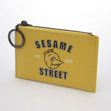 Monedero Sesame Street Abelardo Amarillo