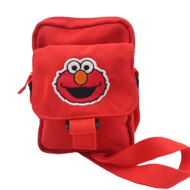 Bolsa Sesame Street Elmo Rojo