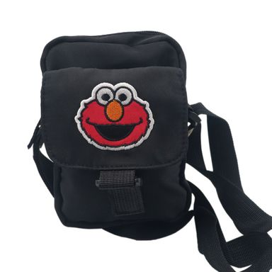 Bolsa Sesame Street Elmo Negro