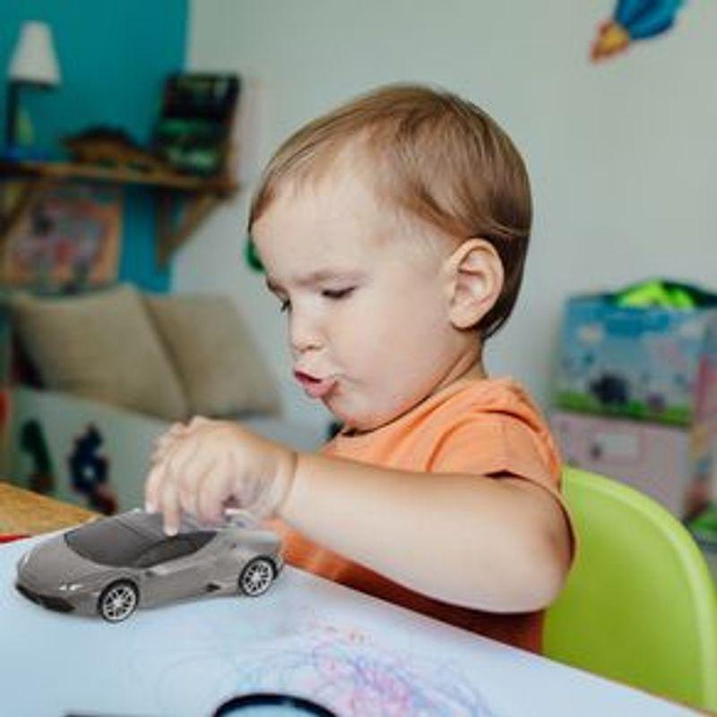 Veh-culo-A-Escala-Modelo-Lamborghini-Hurac-n-Gris-20x9-cm-2-903