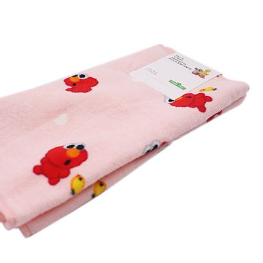 Toalla Sesame Street Elmo Para Niños 50x25 cm