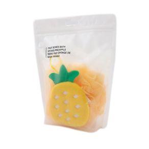 Esponja-De-Ba-o-Fruit-Series-2-0-En-Forma-De-Pi-a-Amarilla-2-4888