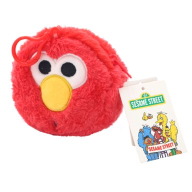 Monedero Sesame Street Elmo Redondo