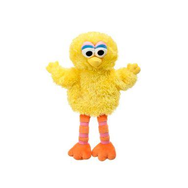 Peluche Sesame Street Big Bird Marioneta De Mano, 36x26 cm