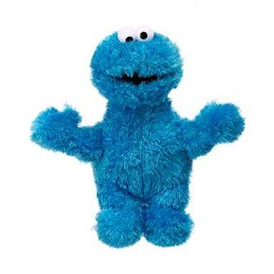 Peluche Sesame Street Come Galletas, 25 cm