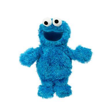 Peluche Sesame Street Come Galletas Marioneta De Mano, 30 cm