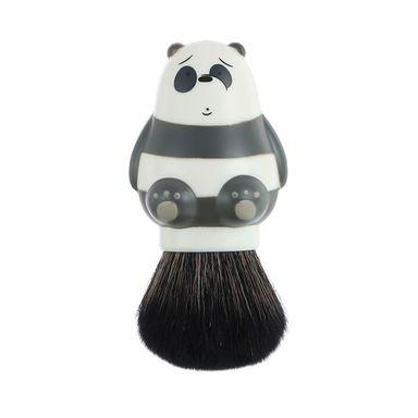 Brocha De Maquillaje We Bare Bears Panda Kabuki Redonda