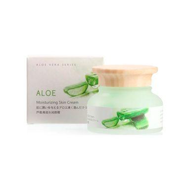 Crema Facial Hidratante De Aloe Vera, 50 g