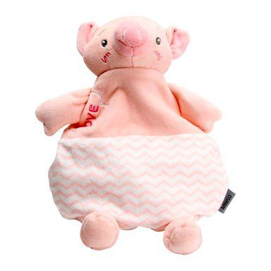 Manta De Seguridad Para Bebé En Forma De Cerdito, 28.5 cm