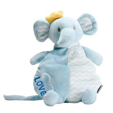 Manta De Seguridad Para Bebé En Forma De Elefante, 28.5 cm