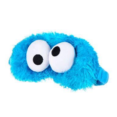 Antifaz Sesame Street Come Galletas Para Dormir