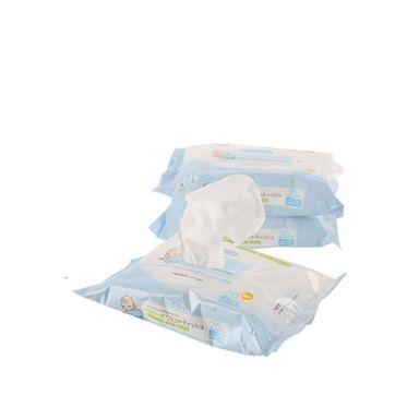 Paquete De Toallitas Húmedas Para Bebé Sin Fragancia 3 Piezas