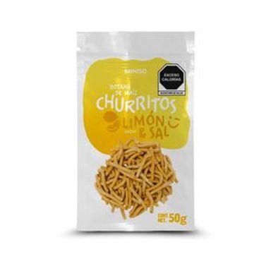 Churritos Limón & Sal Del Himalaya