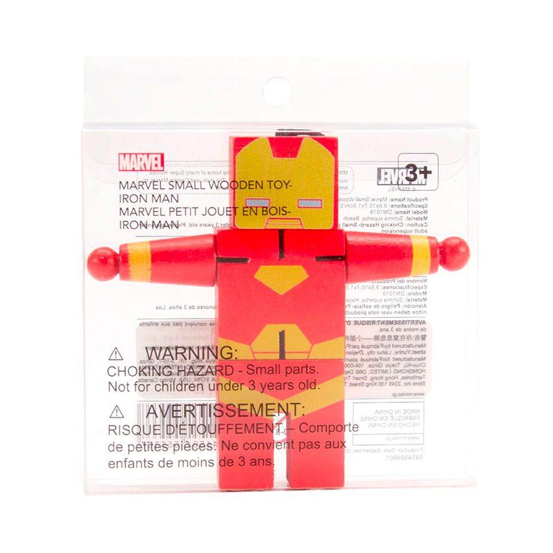 Juguete-De-Acci-n-Marvel-Iron-Man-De-Madera-12-x-11-cm-1-1666