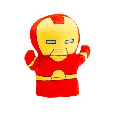 Peluche Marvel Iron Man Marioneta De Mano, 22 cm