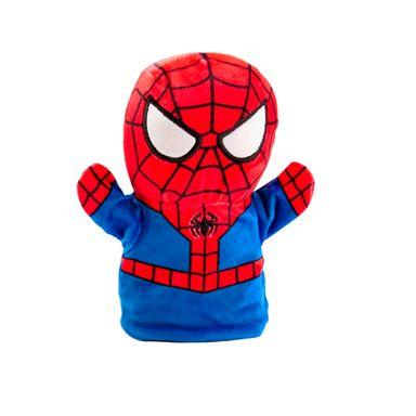 Peluche Marvel Spiderman Marioneta De Mano, 22 cm
