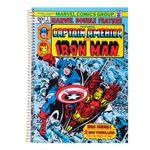 Libreta-De-Notas-Marvel-Comic-B-Con-Espiral-21-x-29-5-cm-70-Hojas-1-1966