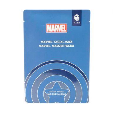 Mascarilla Facial Marvel Capitán América, 1 Pieza