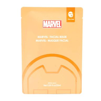 Mascarilla Facial Marvel Iron Man, 1 Pieza