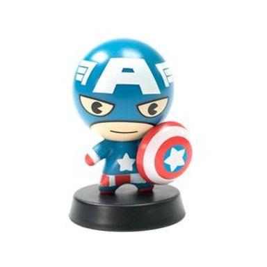 Figura  Marvel Capitán América Decorativa Para Automóvil