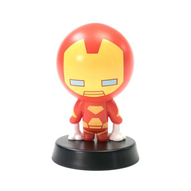 Figura  Marvel Iron Man Decorativa Para Automóvil