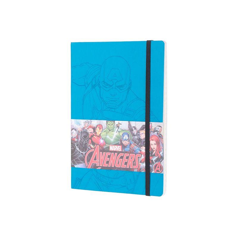 Libreta-Marvel-Capit-n-Am-rica-Para-Notas-14-x-21-cm-72-Hojas-1-2145