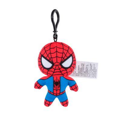 Llavero Marvel Spiderman Con Gancho, De Felpa