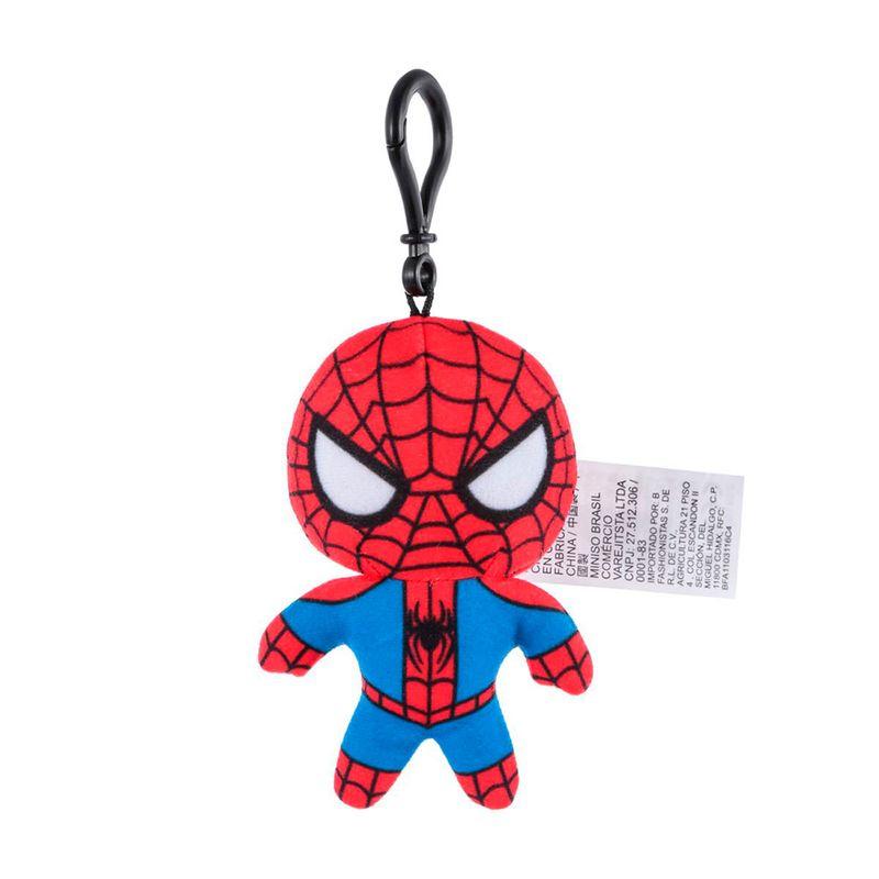 Llavero-Marvel-Spiderman-Con-Gancho-De-Felpa-1-2130