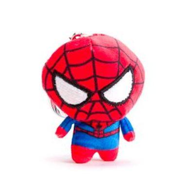 Llavero  Marvel Spiderman Cabezón, De Felpa