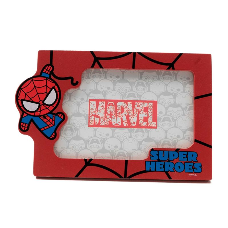 Portarretrato-Marvel-Spiderman-Madera-18-x-13-cm-1-125