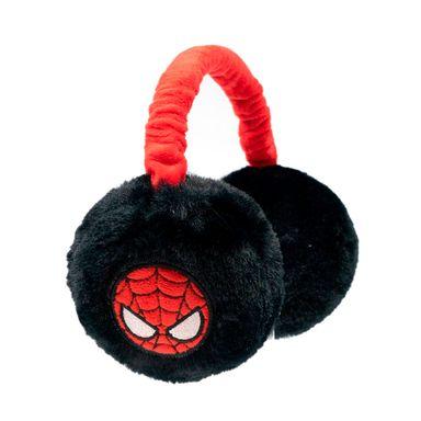 Orejeras Marvel Spiderman Tipo Diadema, De Felpa